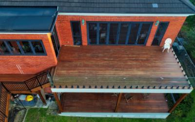 Structural Engineering Residential Victoria Deck