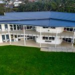 Successful structural engineering on school campus in Orakei